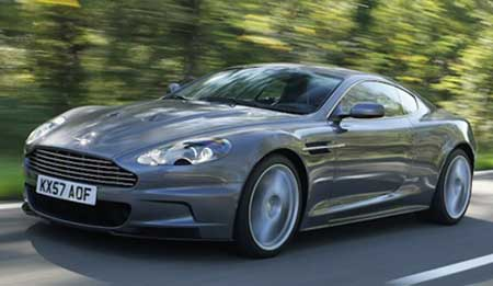 A fast, beautiful, and shiny Aston Martin that will get you noticed and get you where you need to go in no time. A smooth ride all the way!