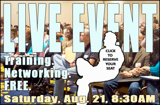 Click image to register for the Aug 21 Live Event